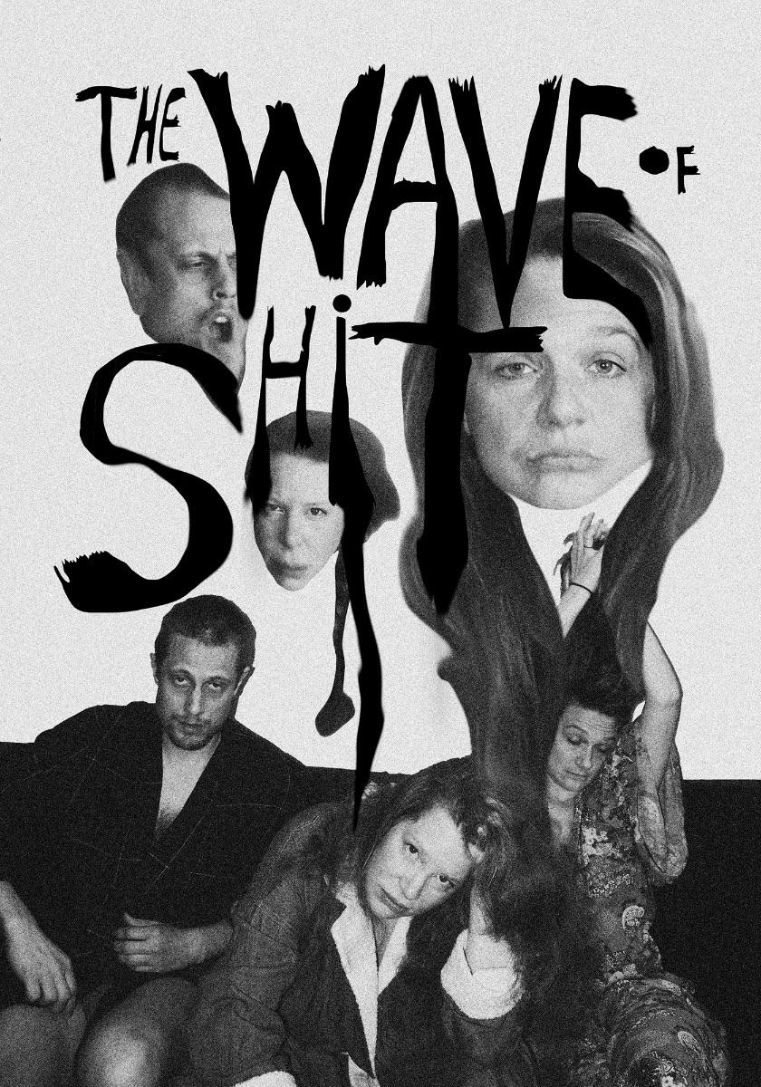 """""""The Wave of Shit på Hustes Teater, 10-30. juni 2021"""